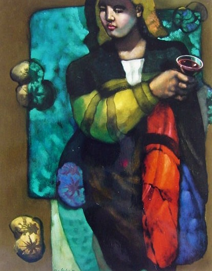 Un brindis por la vida (Olga Sinclair)